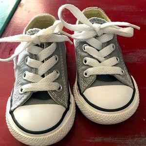 Converse low top Baby Chucks